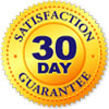 30-day, money-back guarantee